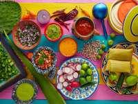 kuchyně světa: mexická
