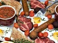 cuisines du monde: anglais