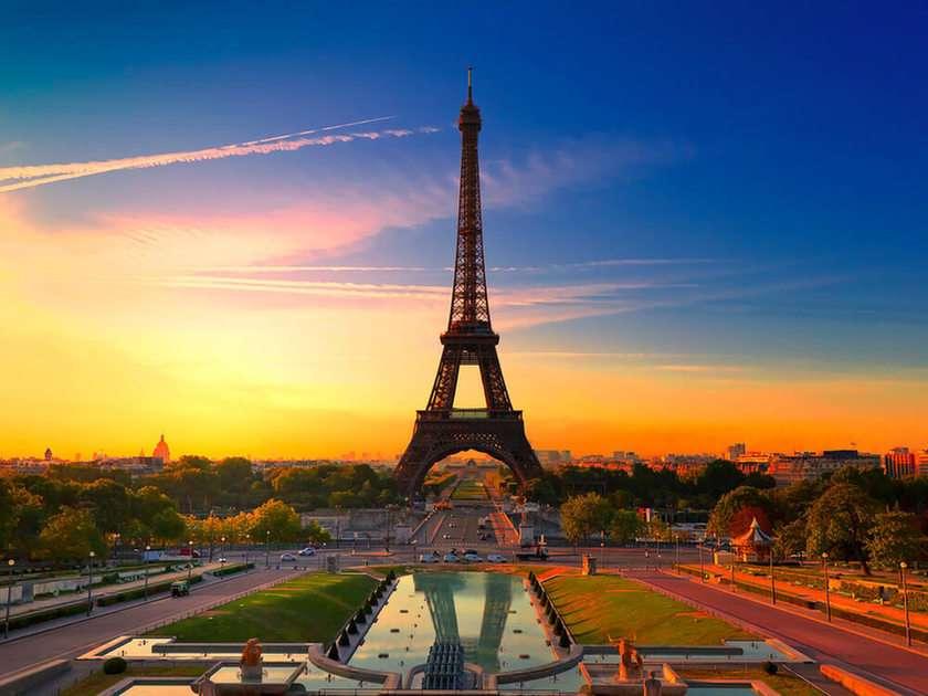 Paris casse-tête à partir d'une photo