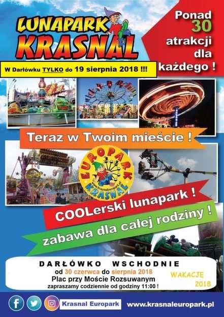 Europark Krasnal - PUZZEL NR 3 online puzzle