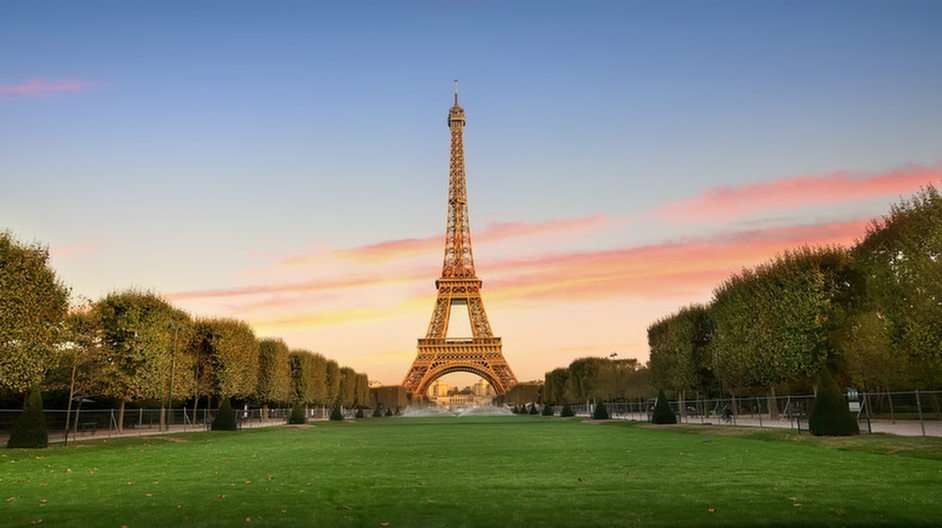 Eiffeltoren puzzle