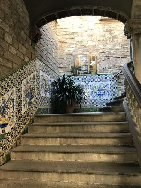 Lépcsők kirakós játék