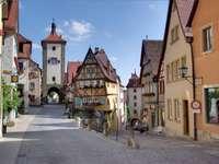 arquitetura - cidades e vilas