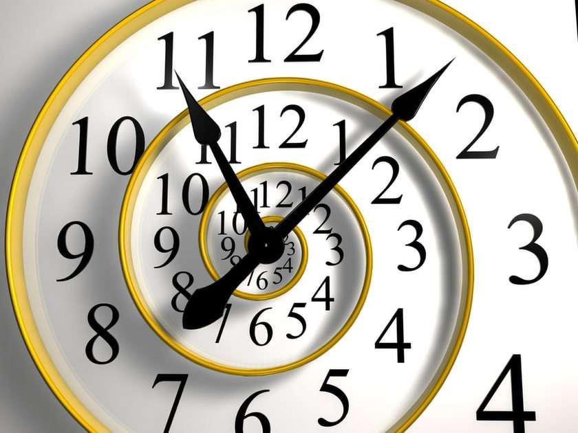 Clock TOWER Puzzle online puzzle