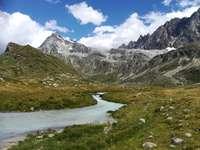 Mont Glacier (Aosta Valley)