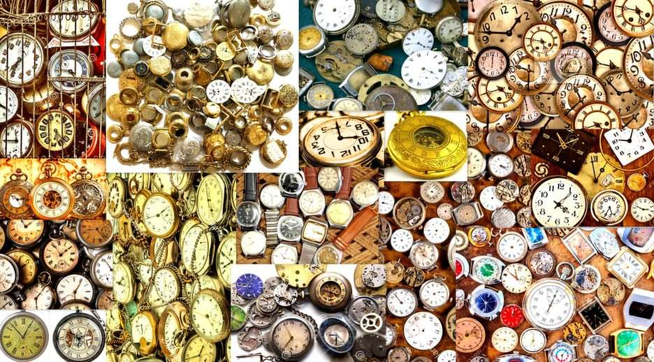 old watches -  (18×14)