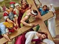 Queda de jesus