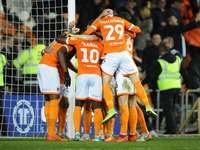 Blackpool Goal Celebration Homorítófűrész