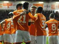 Blackpool Team Celebration Jigsaw