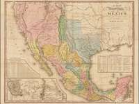 Mexikó az Egyesült Államok háborúja előtt