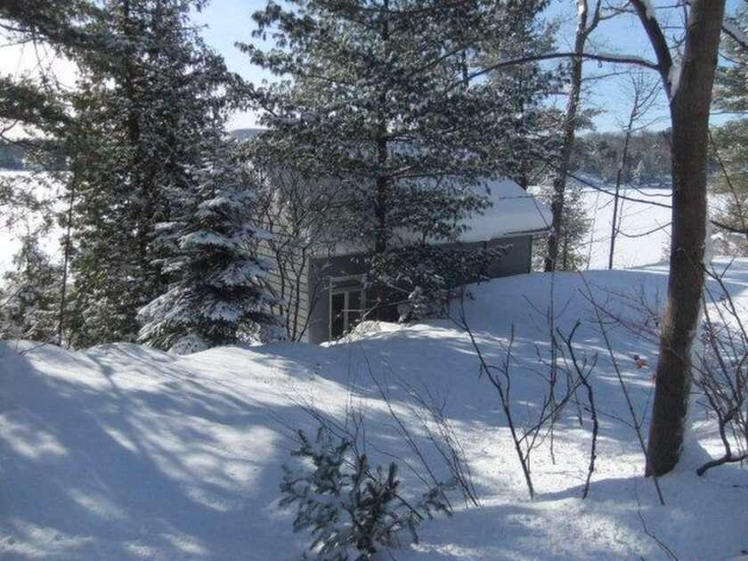 Το εξοχικό σπίτι το χειμώνα
