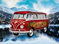 Karácsonyi busz