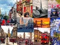 Colaj londonez puzzle online