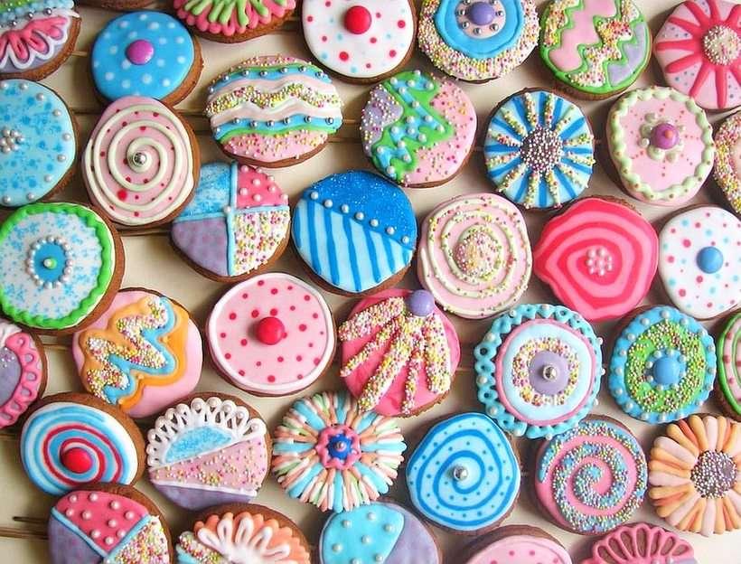 Friend cookies 2