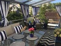 Odpočiňte si na terase
