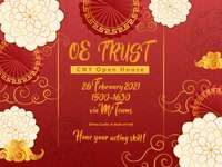 OE TRUST CNY Open House