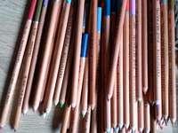 Colourful pencils