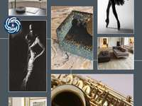 Moodboard Collection Jazz
