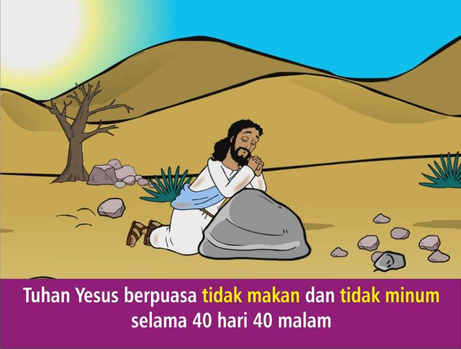 YESUS BERDOA Play Jigsaw Puzzle for free at ePuzzle