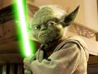 Yoda puzzle
