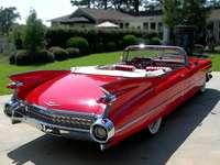 Cadillac conversível - 1959