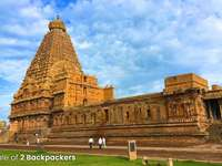 Thanjur Big Temple