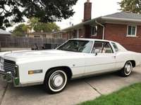 Cadillac Eldorado - '78