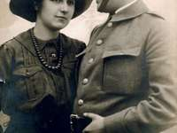 Olga und Andrzej