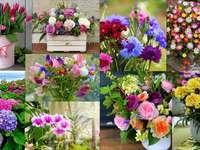 Mezcla floral