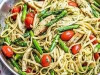 utsökt pasta