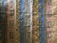 Textile Puzzle 1