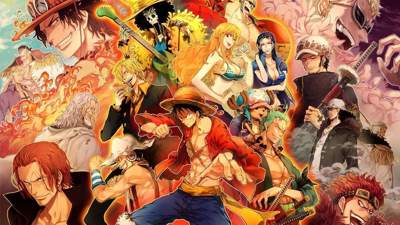 One Piece - Un wallpaper del famoso anime one piece (21×12)