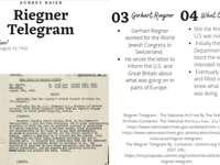 Riegner Telegram Puzzle