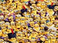 Minion elementary school class