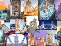 LONDRA-COLLAGE