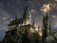 hogwarts castle harry potter