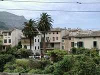 Utsikt över Mallorca
