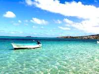 Βάρκα και θάλασσα