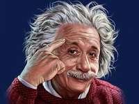 Albert Einstein παζλ