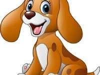 Hund - Puzzle