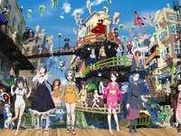 anime puzzles