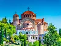 La cattedrale sembra favolosa