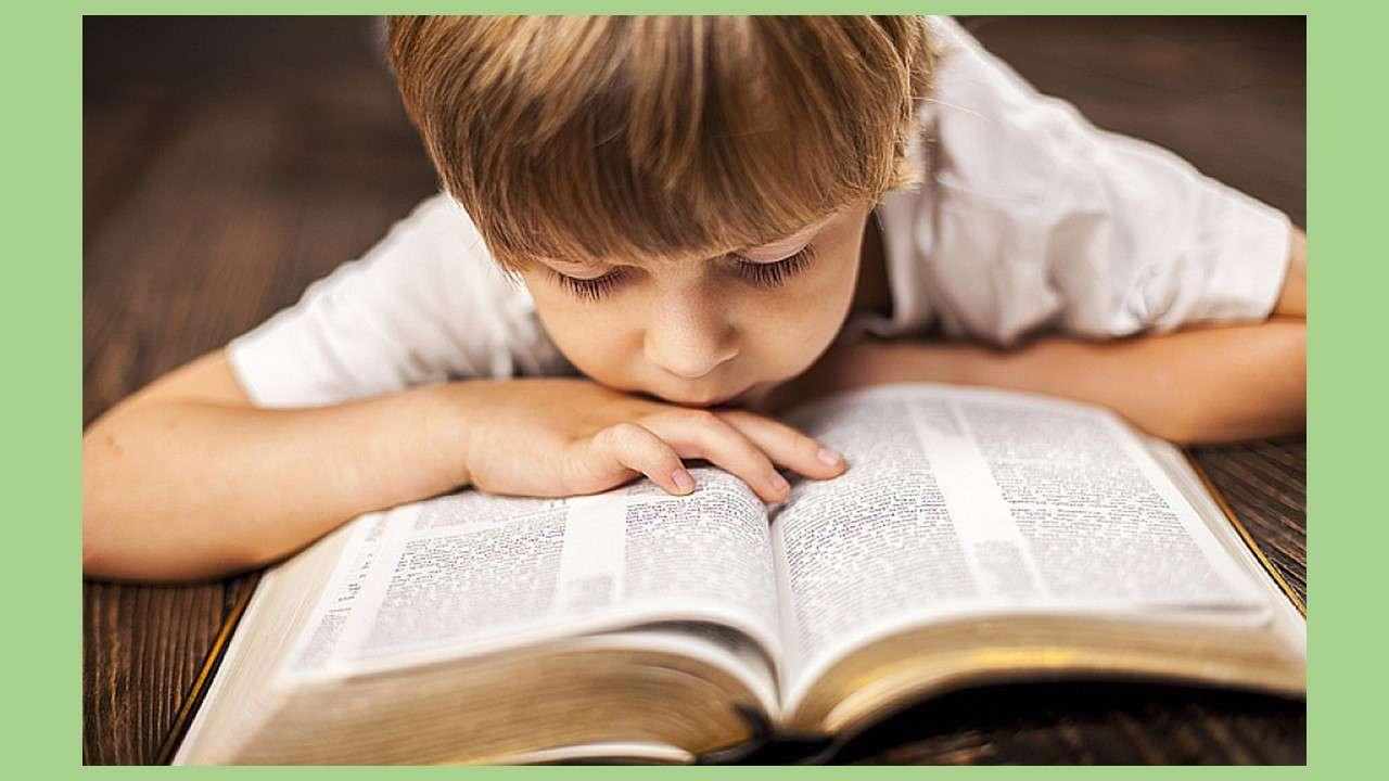 Eu li as escrituras