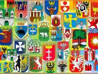 Coats of Arms of Polish Cities