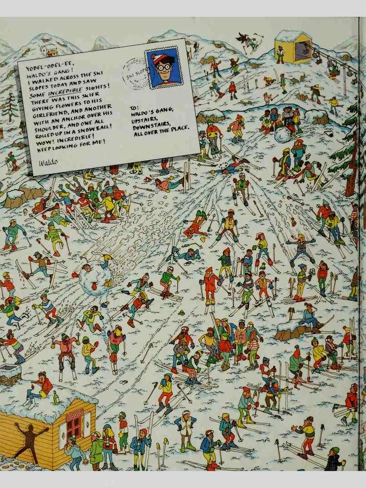 Waldo Puzzle.