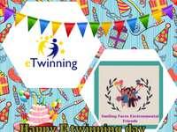 May 9th e twinning day