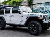 Jeep Wrangler 4xe - '21