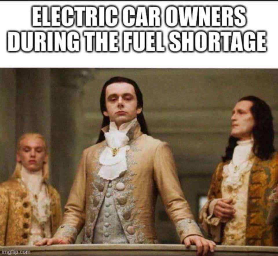Gaz et électrique