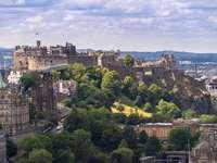 Edinburgh slottet