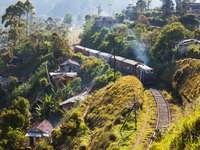 Sri lanka vasúti